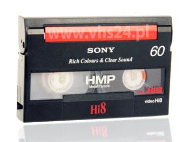 każde VHS można nagrać na DVD